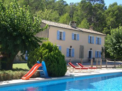 Photo for 5BR Villa Vacation Rental in LORGUES