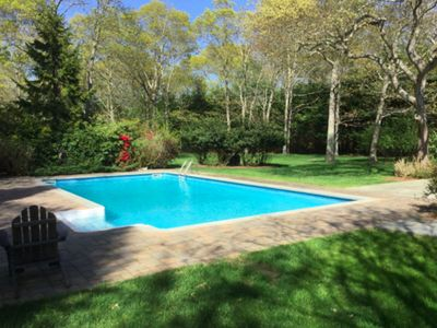Photo for Tranquil Sprawling Property in Quogue with Pool