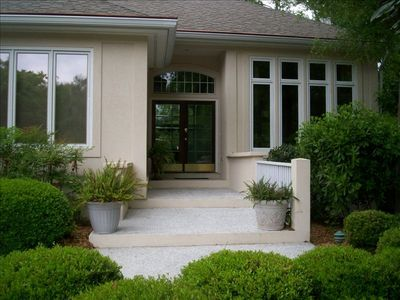 Photo for Beautiful Family or Adult Home near Beach & Golf in Gated Community