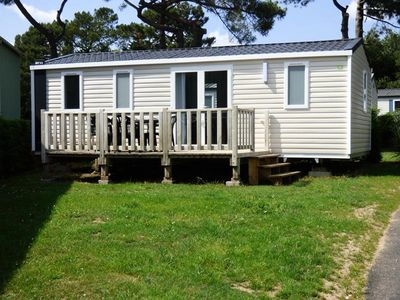 Photo for Camping Pen Palud *** - Mobile Home O'PHEA 4 Rooms 6 People