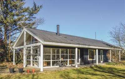 Photo for 4 bedroom accommodation in Strandby