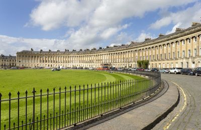 Photo for This luxuriously appointed apartment offers accommodation on one level in the centre of Bath.
