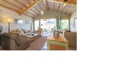 Photo for VILLA MARULHA-GUINCHO cozy private house with garden, 900 meters from the beach