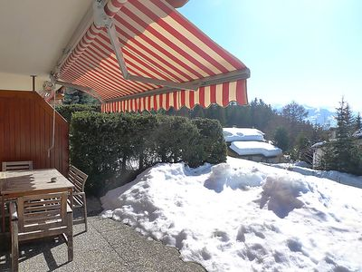 Photo for Apartment La Joie in Crans-Montana - 4 persons, 2 bedrooms