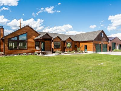 Photo for Yellowstone Trail - New Home Overlooking the Yellowstone River