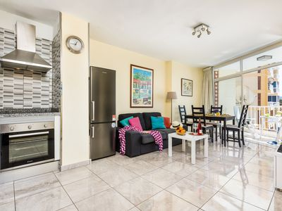 Photo for Y6E.VERY CENTRAL APARTMENT, LAS AMERICAS VIEW!