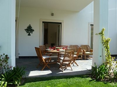 Luxury Newly Recently Renovated 6 Person House with Private Garden