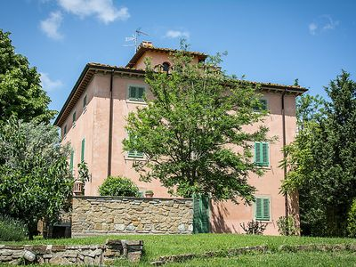 Photo for Vacation home Chiantishire retreat  in Barberino Valdelsa, Tuscany Chianti - 3 persons, 2 bedrooms