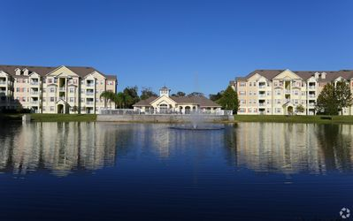 Photo for 4 miles to Disney! 3 BR luxury condo with water view - perfect for family