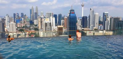 Photo for 2R apt Near City Center KLCC with Infinity Pool