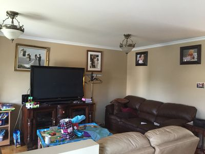 Photo for Basement or Cozy 1-3 rooms available
