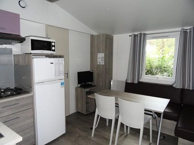 Photo for Camping Les Fougères *** - Mobil Home Comfort Plus 3 Rooms 4 People