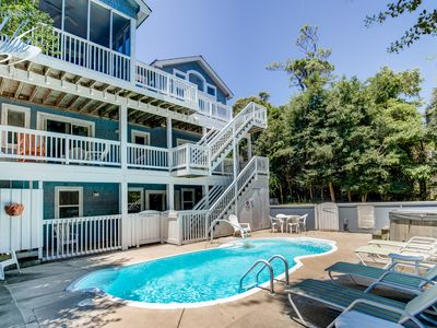Photo for Sweet Retreat | Ocean Side | Private Pool, Hot Tub