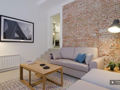 Photo for Friendly Rentals The MadVille Loft apartment in Madrid