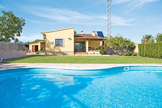 Can Vilar Bright Country Villa Close To Puerto Pollensa W