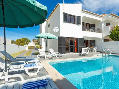 Photo for Villa Lumiere: Large Private Pool, Walk to Beach, WiFi, Car Not Required