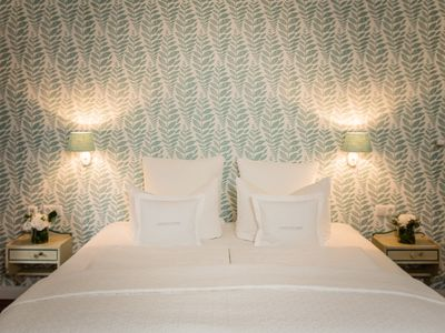 Photo for Double Standard Double Room - Bio Design Boutique Hotel Landhaus St. Georg