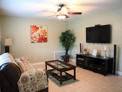 Photo for Cozy Family Home in the Tampa Bay Area.