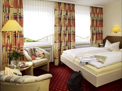 Photo for Double Room, Shower, Toilet - Golden Eagle, Hotel
