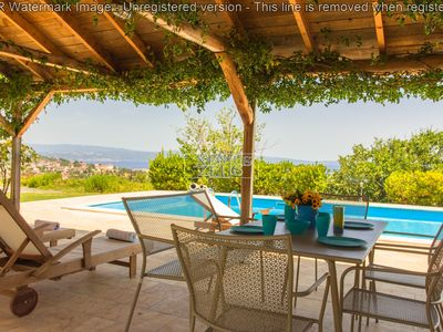 Photo for Amazing View by the Pool in Agios Nikolaos II