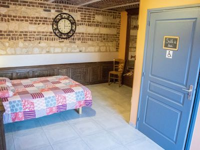 Photo for B & B - Bed and Breakfast *** between Arras and Albert