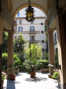 Photo for Holiday apartment Milan for 1 - 3 persons with 1 bedroom - Historical building