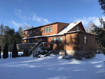 Photo for Winter Skiing, Summer Weddings - Sleeps 11!