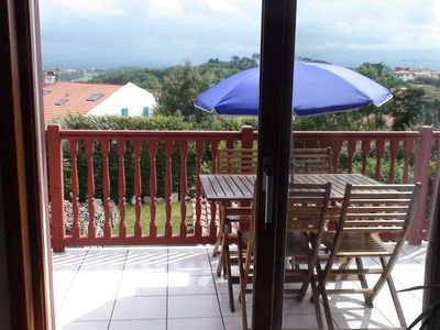 Photo for T3 at 800 m from the beaches, terrace and mountain view 5 people