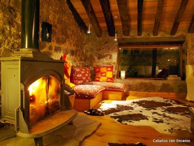 Photo for Self catering Cabañas con Encanto for 7 people