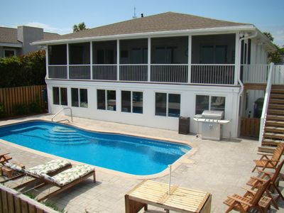 Photo for Tranquilisea - Oceanfront with a Pool