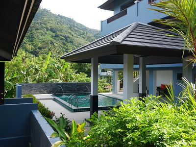 Photo for Villa Kata Breeze - Modern Thai Style house with private Swimming pool