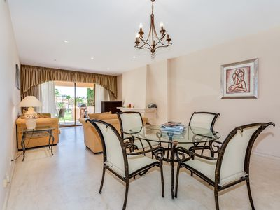 Photo for Spacious 2 bedroom in Atalaya Golf