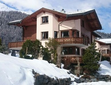 Photo for Holiday apartment Klosters for 2 - 3 persons with 2 bedrooms - Holiday apartment in one or multi-fam