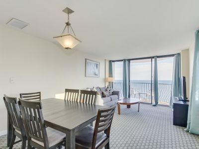 Photo for Oceanfront Penthouse, Two-Story, 3 Bedrooms/Snowbird Special Rates Available!!!