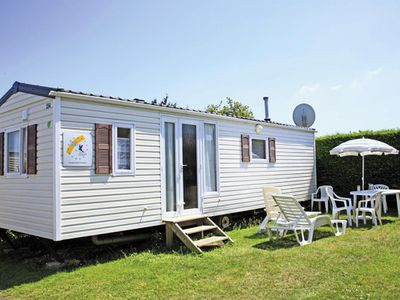 Photo for 1BR Mobile Home Vacation Rental in ST GEORGES D OLERON