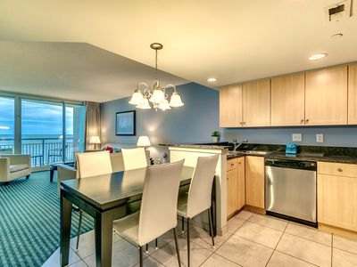 Photo for Stunning Ocean Front 2BD/2BA, in Heart of Myrtle Beach LAST MIN SPEC-EASTER WEEK