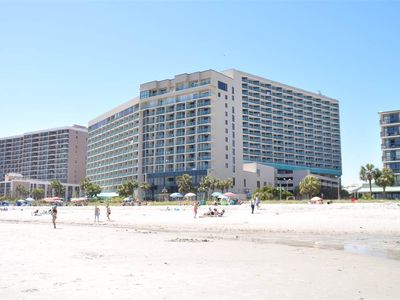 Photo for Fun Stays in Myrtle Beach - 3 BR Ocean View Condo!