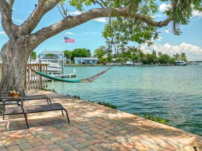 Photo for 180° Waterfront Home in IRB- Dog & Boat friendly!