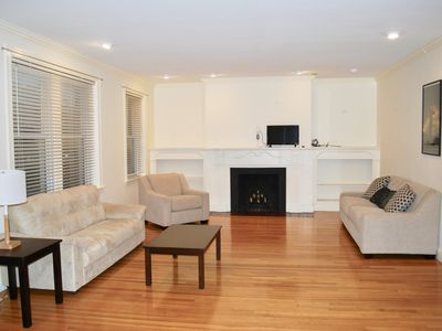 Photo for Share a spacious 4 bedroom condo in Brookline