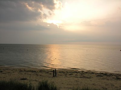 Photo for Cottage At Private Beach Close To Cape Charles