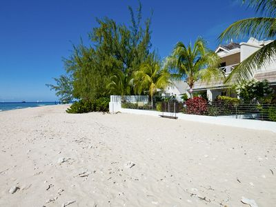 Photo for RADWOOD BEACH VILLA BARBADOS - Luxury 3 Bedroom Beach Front Villa with Pool