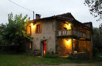 Photo for Charming village house surrounded by beautiful nature