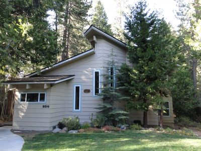 Great Tahoe Home in Tahoe City - 1 block from private beach