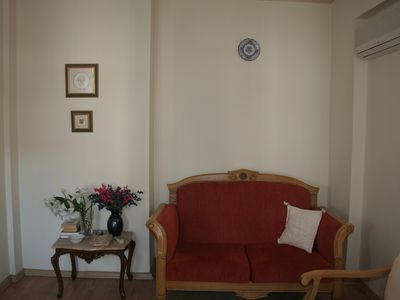 Photo for Simple 3-bedroom flat in lovely old town * 1st floor flat
