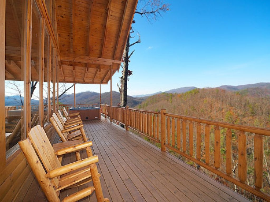 in a rental pigeon tennessee bedroom luxury chalet rentals of cabin cabins with dreams forge