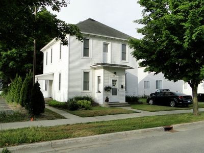 Photo for Downtown Charlevoix Historic Home - $1600/wk in 2019!!