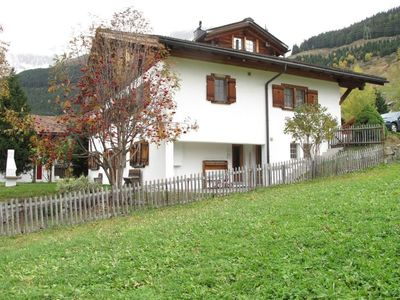 Photo for Apartment Casa Posta Berther-Roth in Rueras-Dieni - 5 persons, 2 bedrooms
