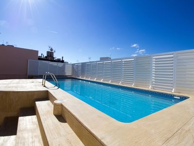 Photo for Nice apartment with wifi and pool