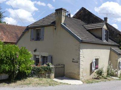 """Photo for Charming cottage in the heart of Auxois: """"La Renarde"""""""