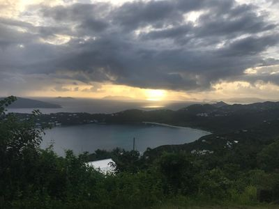 Photo for BREATHTAKING VIEWS from MAGEN'S BAY to VIRGIN GORDA + 10% BVI CHARTER BOAT!!!!